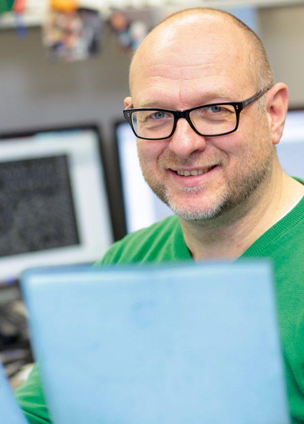Holger Rasch | staatl. gepr. Techniker | Leiter AV
