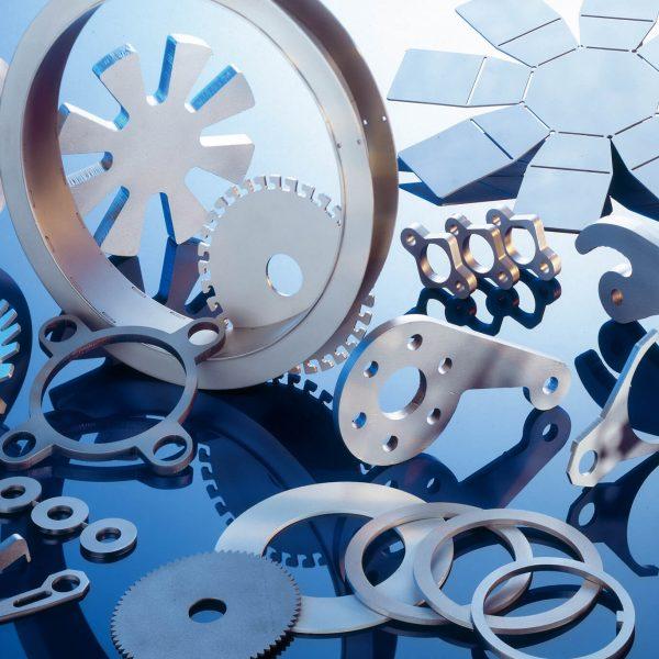 Laserschneiden mit hoher Leistung garantiert präzise und effiziente Lösungen.