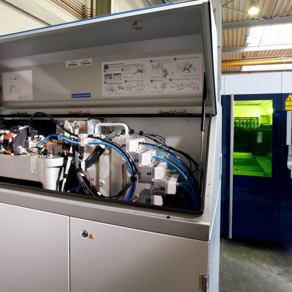 Laserschneiden heute – geballte Technik!
