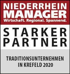 NIEDERRHEIN MANAGER - STARKER PARTNER