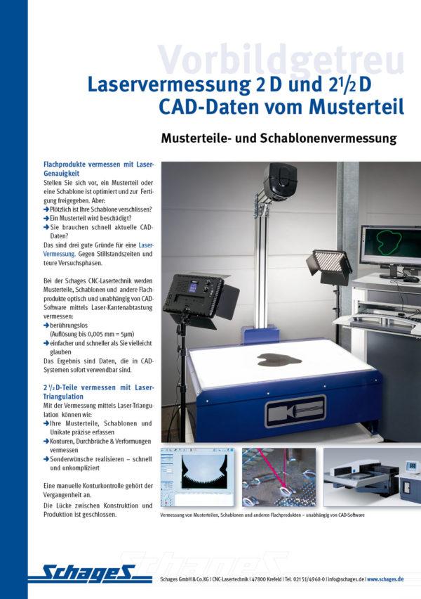 CNC-Präzisionsscannen