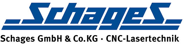 Schages Logo - CNC Lasertechnik